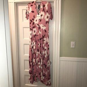 NEW Agnes & Dora Austen Maxi Dress Large